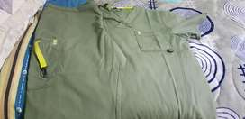 Uniforme Code Happy Verde Militar Hombre segunda mano  Perú