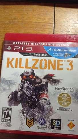 Killzone 3 Ps3 Físico