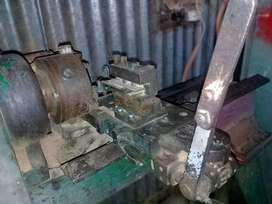 TORNO REVOLVER PARA MADERA ø máquinas carpintería fábrica mueble ebanista