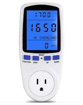 Medidor de Energía / Wattímetro