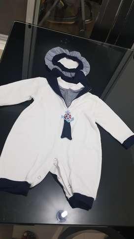 Ropa de bebé Marinero para Bebe 3 Meses
