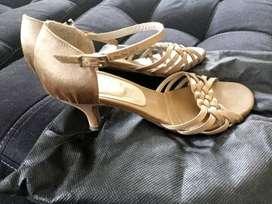 Sandalias de baile marca D'Raso originales
