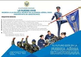 PREPARO PERSONAL INTERESADO EN INGRESAR AL EJÉRCITO, POLICÍA, ADUANA, MARINA, FAE Y SIMILARES