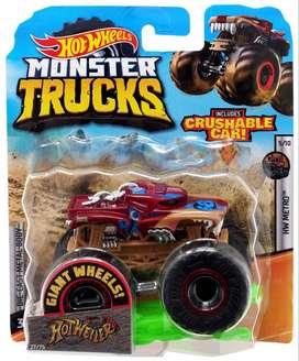 Hot Wheels Monster Trucks HW Metro Hotweiler Die-Cast Car