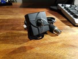 Mini camara seguridad directo al TV