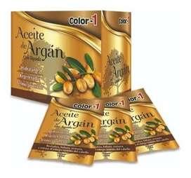 Aceite De Argan Caja X 24 Sachet - mL a $89