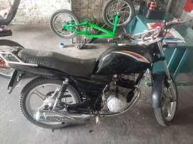 Moto kinlon 380 usada buen estado