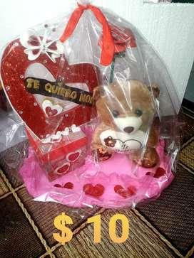 Detalles personalizados para San Valentin
