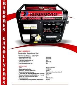 generadores eléctricos  nuevos, calidad a buen precio