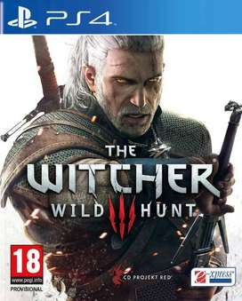 The Witcher 3 Playstation 4 Ps4, Físico