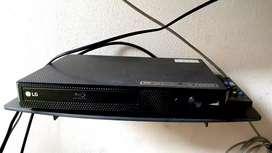 Reproductor Blu-ray LG BP-250 DVD CD