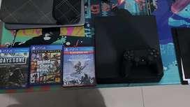 Vendo PS4 SLIM de 1TB