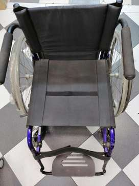 silla de ruedas Quickie 2 HP
