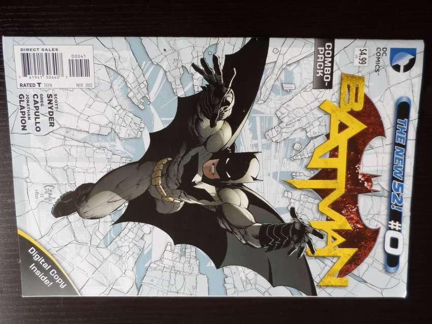 Batman DC Comics Vol. 0 al 32 The New 52 en Ingles