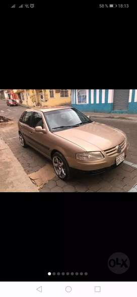 Vendo wolkswagen gol power 1.8