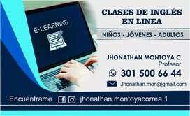 Clases de Inglés Virtual