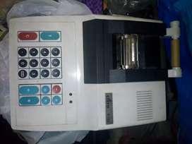 Calculadora con papel