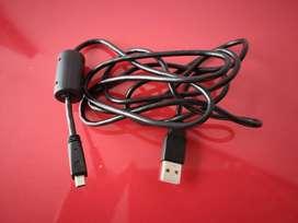 Cable USB a mini. $8.000