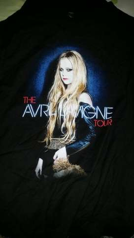 The Avril Lavigne Tour T-Shirt