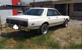 Vendo carro Dodge modelo 78 o permuto por lote