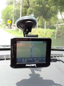 Vendo GPS marca Finder