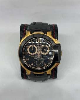 Reloj tissot dorado original