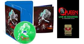 Queen Live in Houston 40th Anniversary Edition Bluray