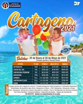 Caratagena temporada baja 2021