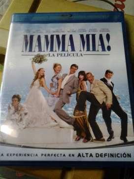 Blu ray Pelicula Mamma Mia