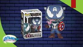FUNKOS POP MARVEL VENOM HULK CAPITAN AMERICA BLACK WIDOWTHOR