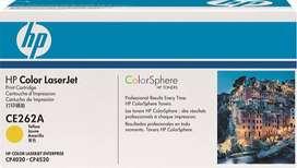 Cartucho de Toner Hp 648A Amarillo CE262A Pg 11000