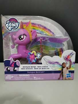 Little pony reinbow wings