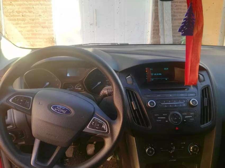 Se vende ford focu 2017, unico dueño