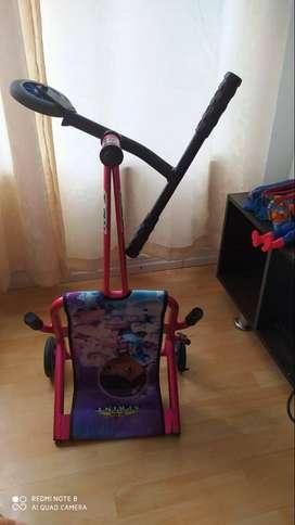 Three wheeler para niña