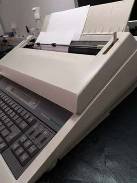 Máquina de escribir electrónica Panasonic