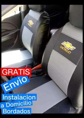 Forros para asientos de auto carro van