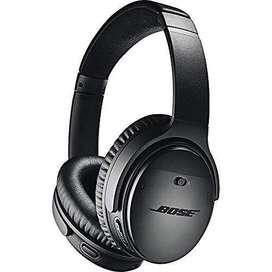 Audifonos Bose QuietComfort 35 II con Cancelación de ruido (Negro y Plateado)