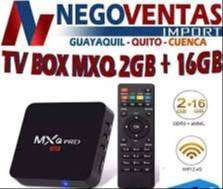 TV BOX MQXPRO 2RAM + 16GB 0