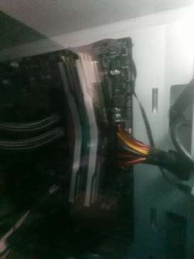 Memorias ram RGB 8gb x 4