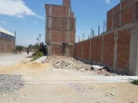 Vendo Terreno Urb. San José - La Victoria - Chiclayo