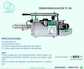 Termonebulizador TF 34 IGEBA