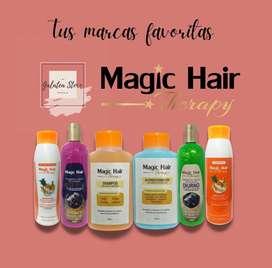 Magic hair toda la linea