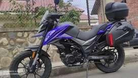 Moto axxo Traker 250