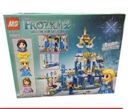 Castillo de Lego FROZKM2