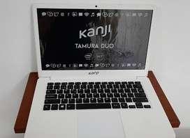 Notebook kanji