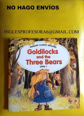 Goldilocks And The Three Bears Primary Classic Read L1 W Cd