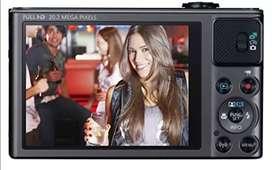 Cámara Digital Canon 20mp, Full HD, WiFi