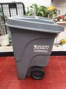 Contenedor de basura de 55 galones Colempaques