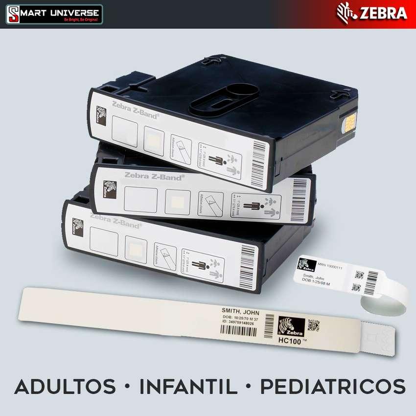 Brazaletes Zebra para Hc100 Zd510-hc Adulto infantil pediatrico 0