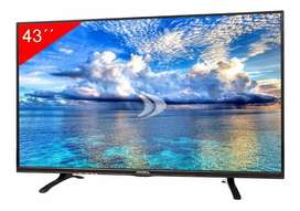 "TV LED SMART 43"" ADMIRAL FULL HD - GARANTIA UN AÑO"